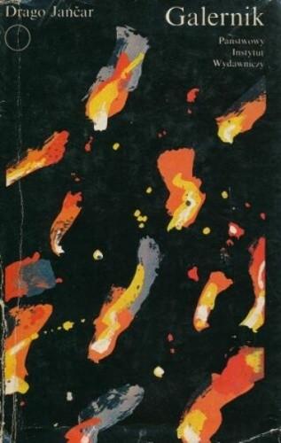 Okładka książki Galernik