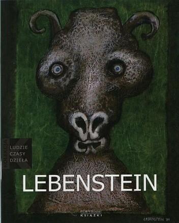 Okładka książki Jan Lebenstein [1930-1999]