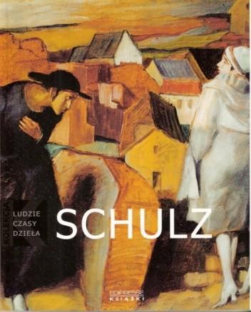 Okładka książki Bruno Schulz [1892-1942]