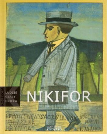 Okładka książki Nikifor [1895-1968]
