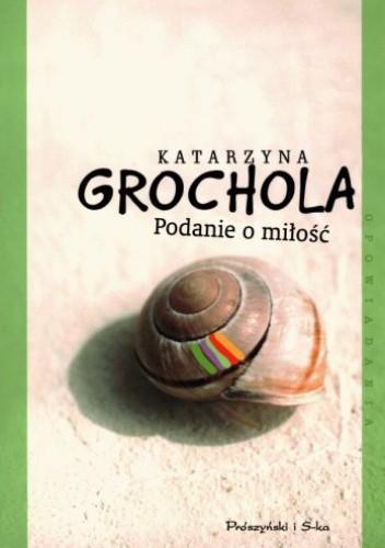 Okładka książki Podanie o miłość