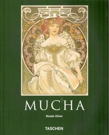 Okładka książki Alfons Mucha 1860-1939. Mistrz Art nouveau
