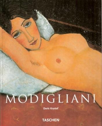 Okładka książki Amadeo Modigliani 1884-1920. Poezja patrzenia