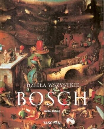 Okładka książki Hieronim Bosch ok. 1450-1516. Między niebem a piekłem