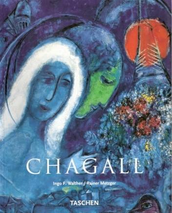 Okładka książki Marc Chagall 1887-1985. Malarstwo jako poezja