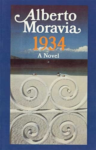 Okładka książki 1934