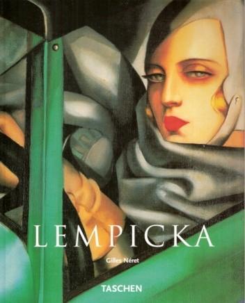 Okładka książki Tamara de Lempicka 1898-1980
