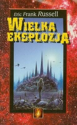 Okładka książki Wielka eksplozja
