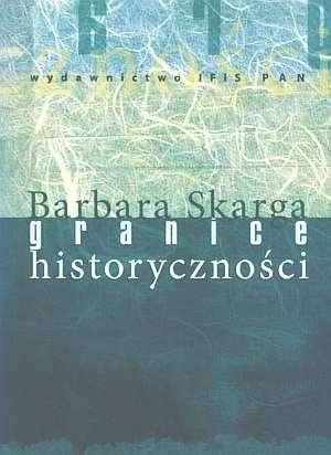 Okładka książki Granice historyczności