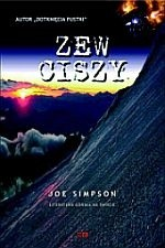 Okładka książki Zew ciszy