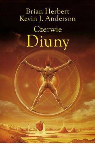 Okładka książki Czerwie Diuny