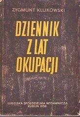 Okładka książki Dziennik z lat okupacji