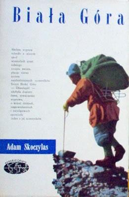 Okładka książki Biała góra