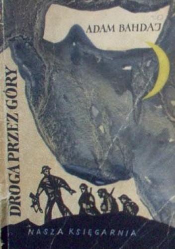 Okładka książki Droga przez góry.