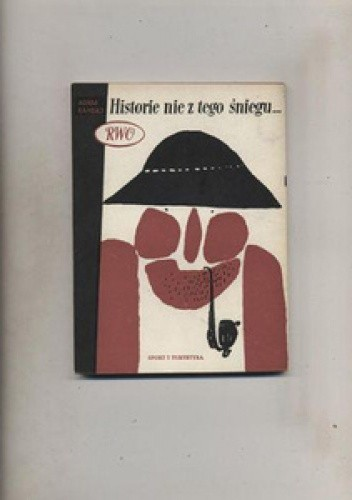 Okładka książki Historie nie z tego śniegu