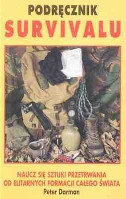 Okładka książki Podręcznik survivalu