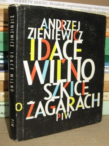 Okładka książki Idące Wilno