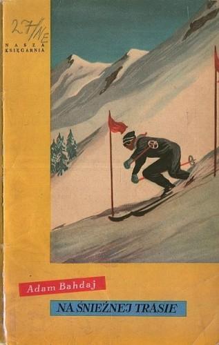 Okładka książki Na śnieżnej trasie