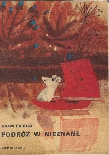 Okładka książki Podróż w nieznane