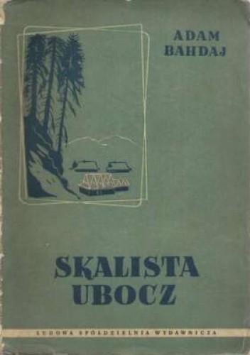 Okładka książki Skalista ubocz
