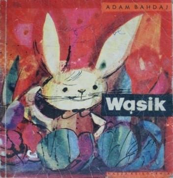 Okładka książki Wąsik