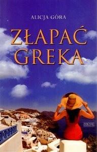 Okładka książki Złapać Greka