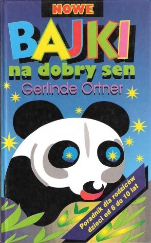 Okładka książki Nowe bajki na dobry sen