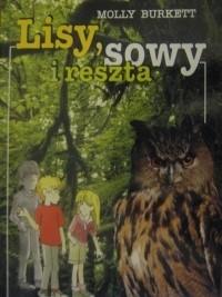 Okładka książki Lisy, sowy i reszta