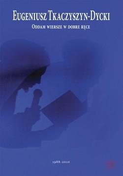 Okładka książki Oddam wiersze w dobre ręce
