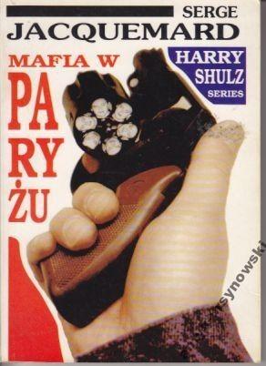 Okładka książki Mafia w Paryżu