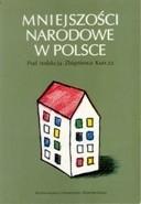 Okładka książki Mniejszości narodowe w Polsce
