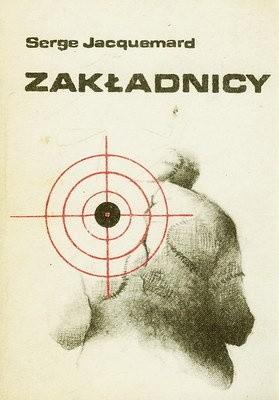 Okładka książki Zakładnicy