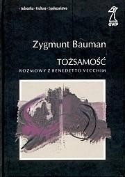 Okładka książki Tożsamość. Rozmowy z Benedetto Vecchim