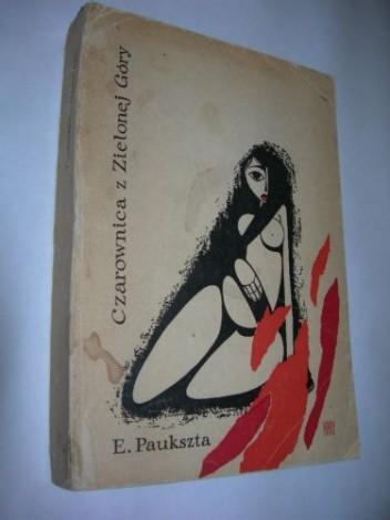 Okładka książki Czarownica z Zielonej Góry