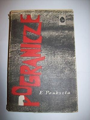 Okładka książki Pogranicze