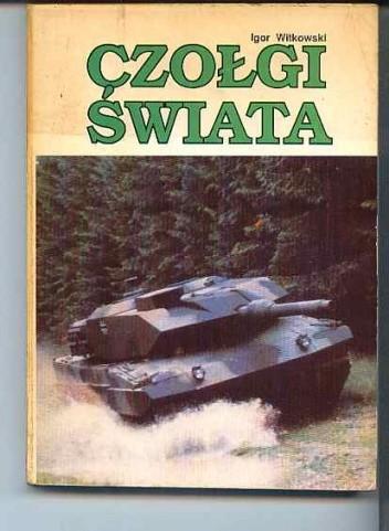 Okładka książki Czołgi świata