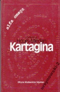Okładka książki Kartagina