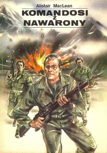 Okładka książki Komandosi z Nawarony