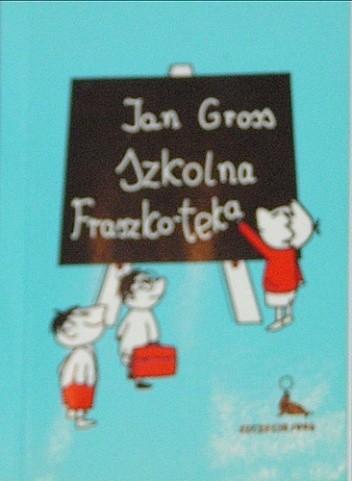 Okładka książki Szkolna fraszko-teka