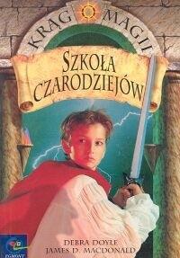 Okładka książki Szkoła czarodziejów