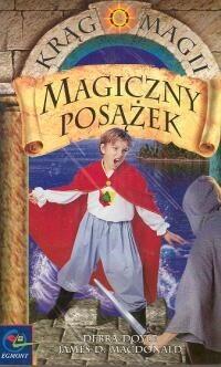 Okładka książki Magiczny Posążek