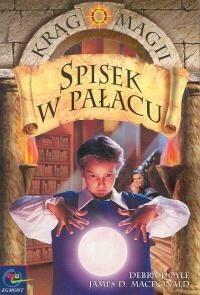 Okładka książki Spisek w pałacu