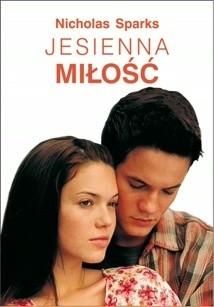 Okładka książki Jesienna miłość