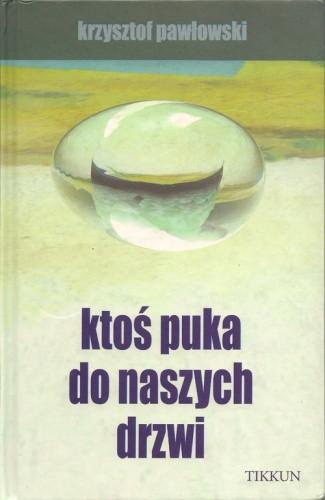 Okładka książki Ktoś puka do naszych drzwi