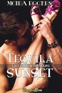 Okładka książki Tequila Sunset