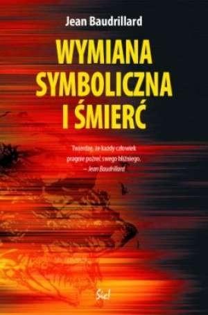 Okładka książki Wymiana symboliczna i śmierć