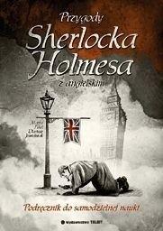 Okładka książki Przygody Sherlocka Holmesa... z angielskim!