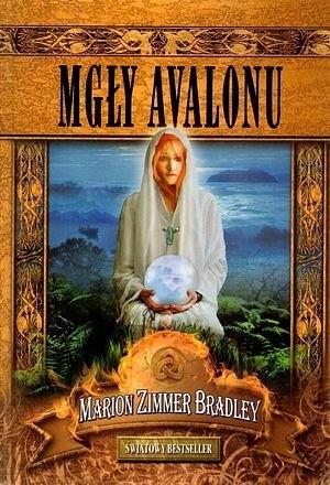 Okładka książki Mgły Avalonu