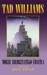 Okładka książki Morze Srebrzystego Światła