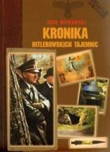 Okładka książki Kronika hitlerowskich tajemnic